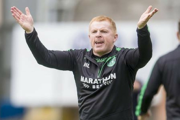 'We got no protection at all': Neil Lennon launches remarkable attack on 'caveman' Hamilton and referee