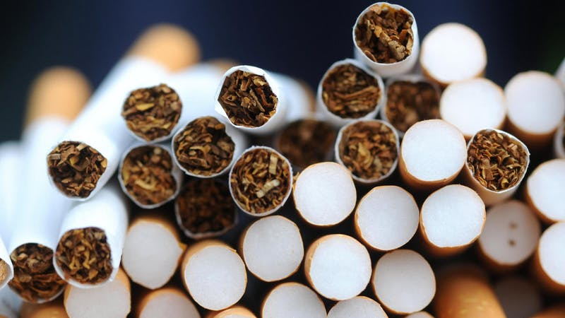 Christmas jobs blow as UK's biggest supplier of cigarettes collapses into administration