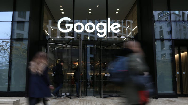 Google under fire over alleged illegal user data collection