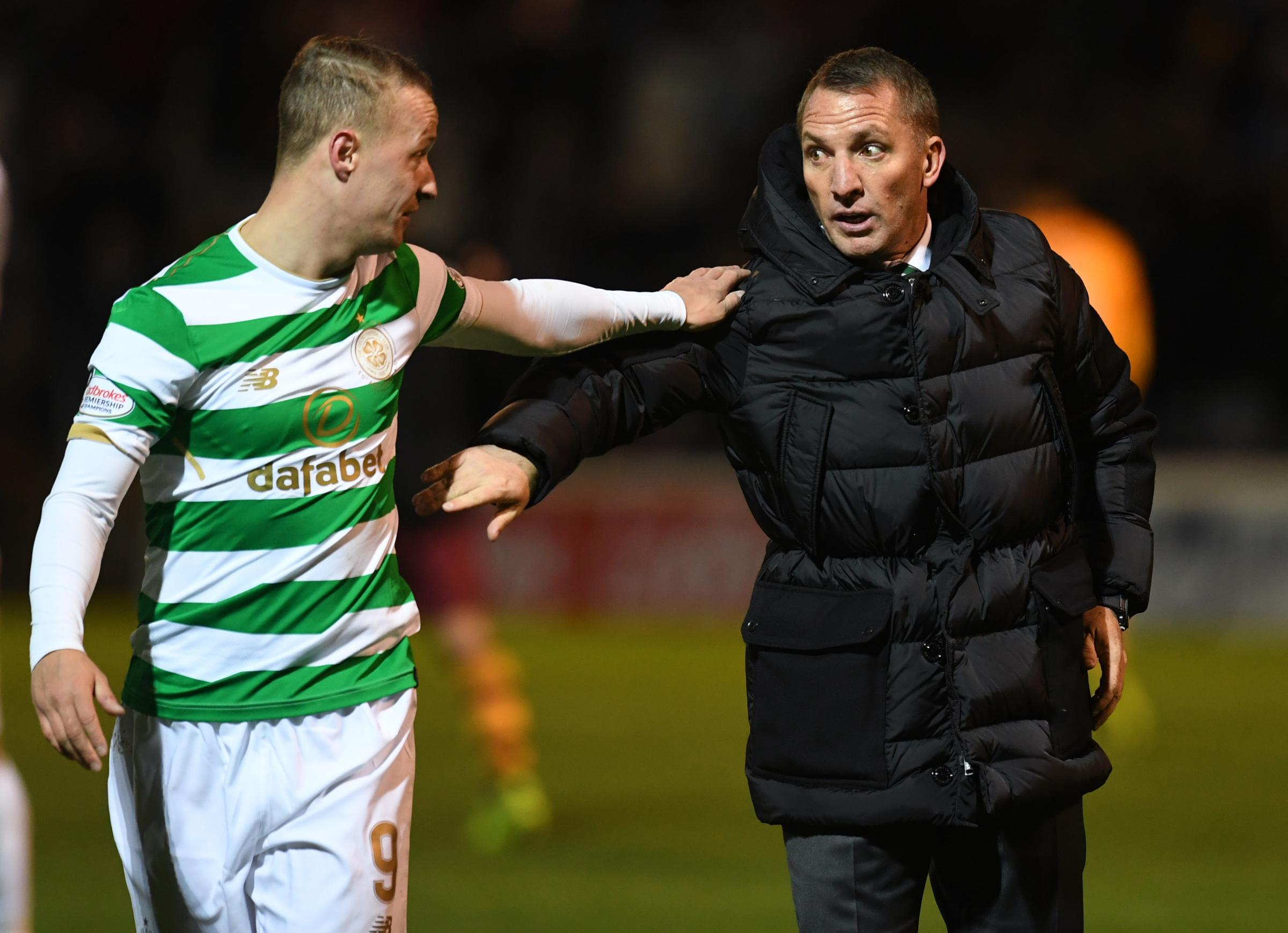 Brendan Rodgers believes Celtic have more goals in them