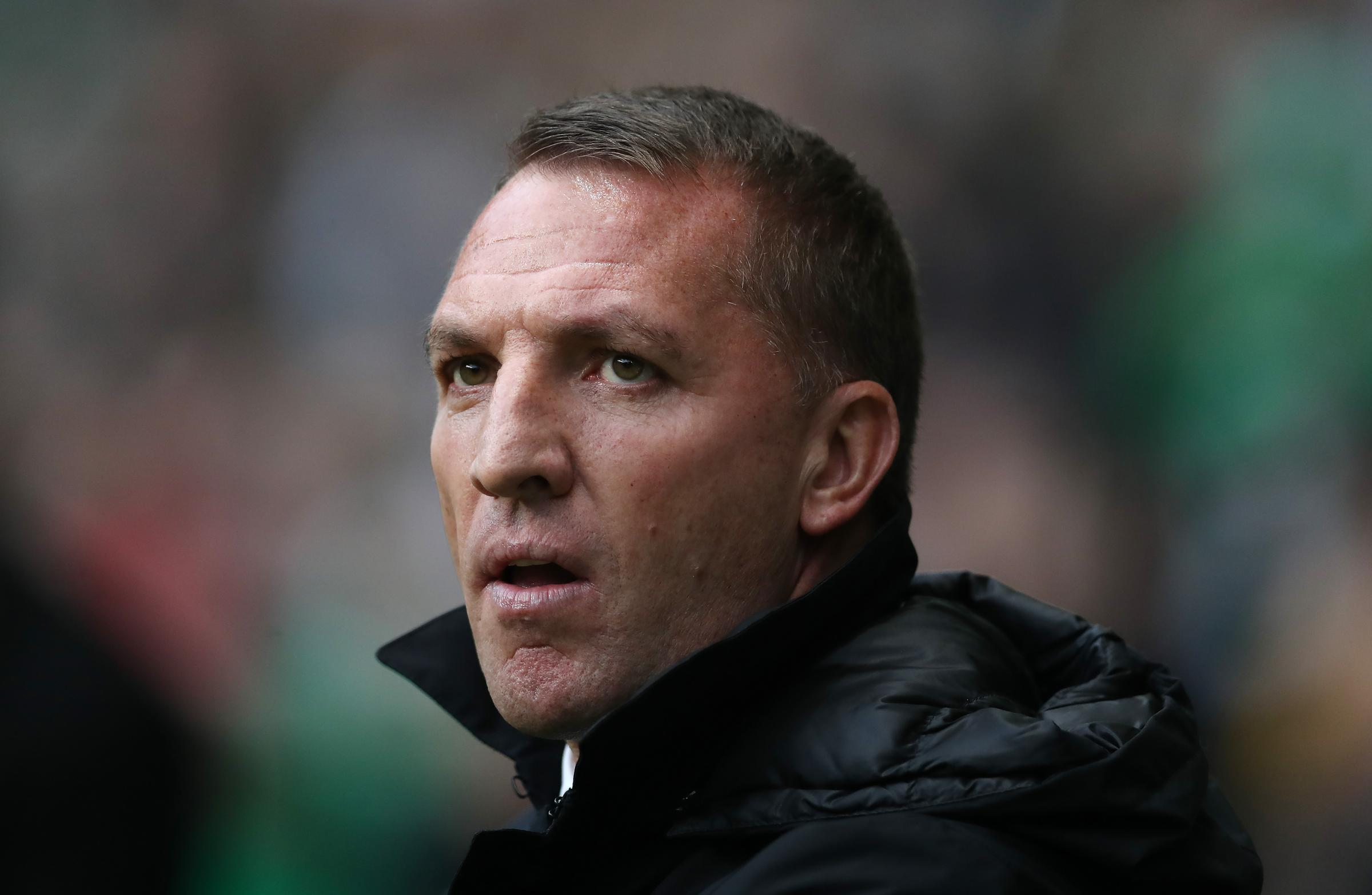 Brendan Rodgers hits out at Motherwell chief executive Alan Burrows as Celtic compound the Lanarkshire side's misery