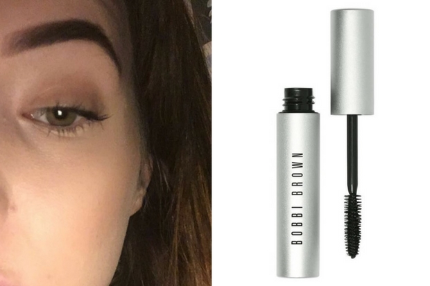 Tried and tested: Bobbi Brown Smokey Eye mascara