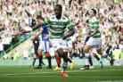 Celtic's run finally ended on Sunday against Hearts
