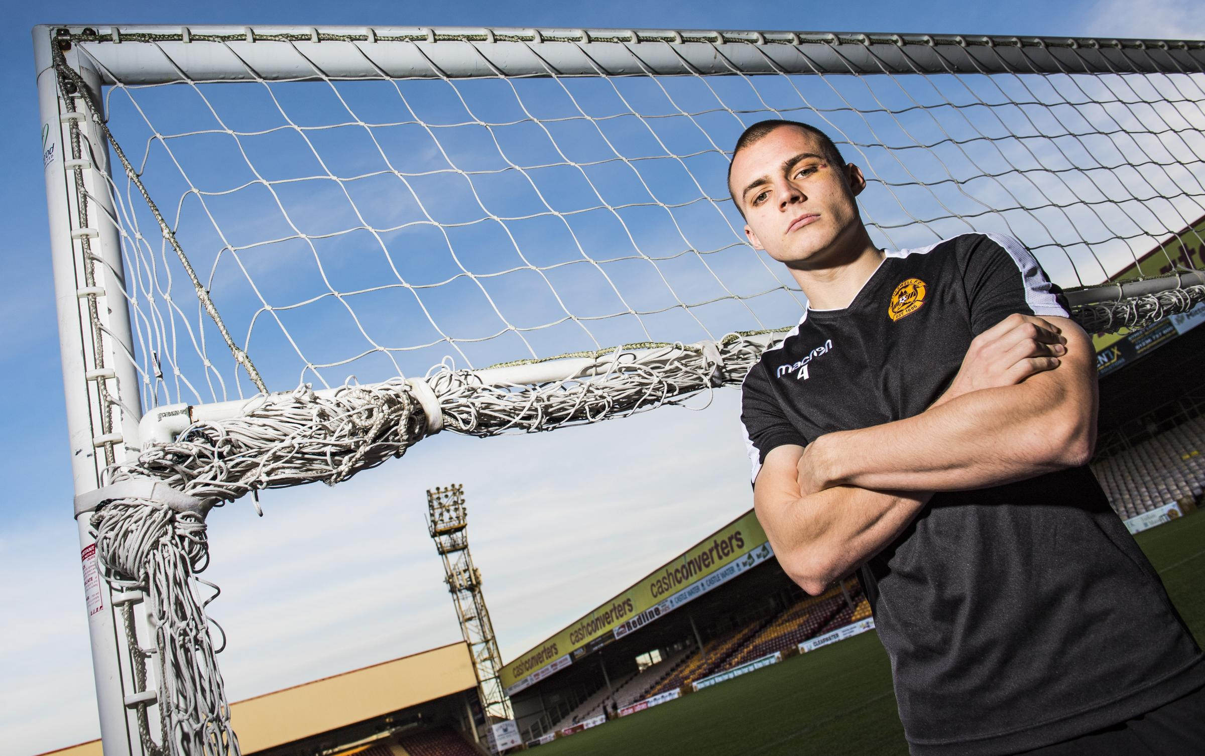 Liam Grimshaw believes that Motherwell can get back on track against Dundee this afternoon.
