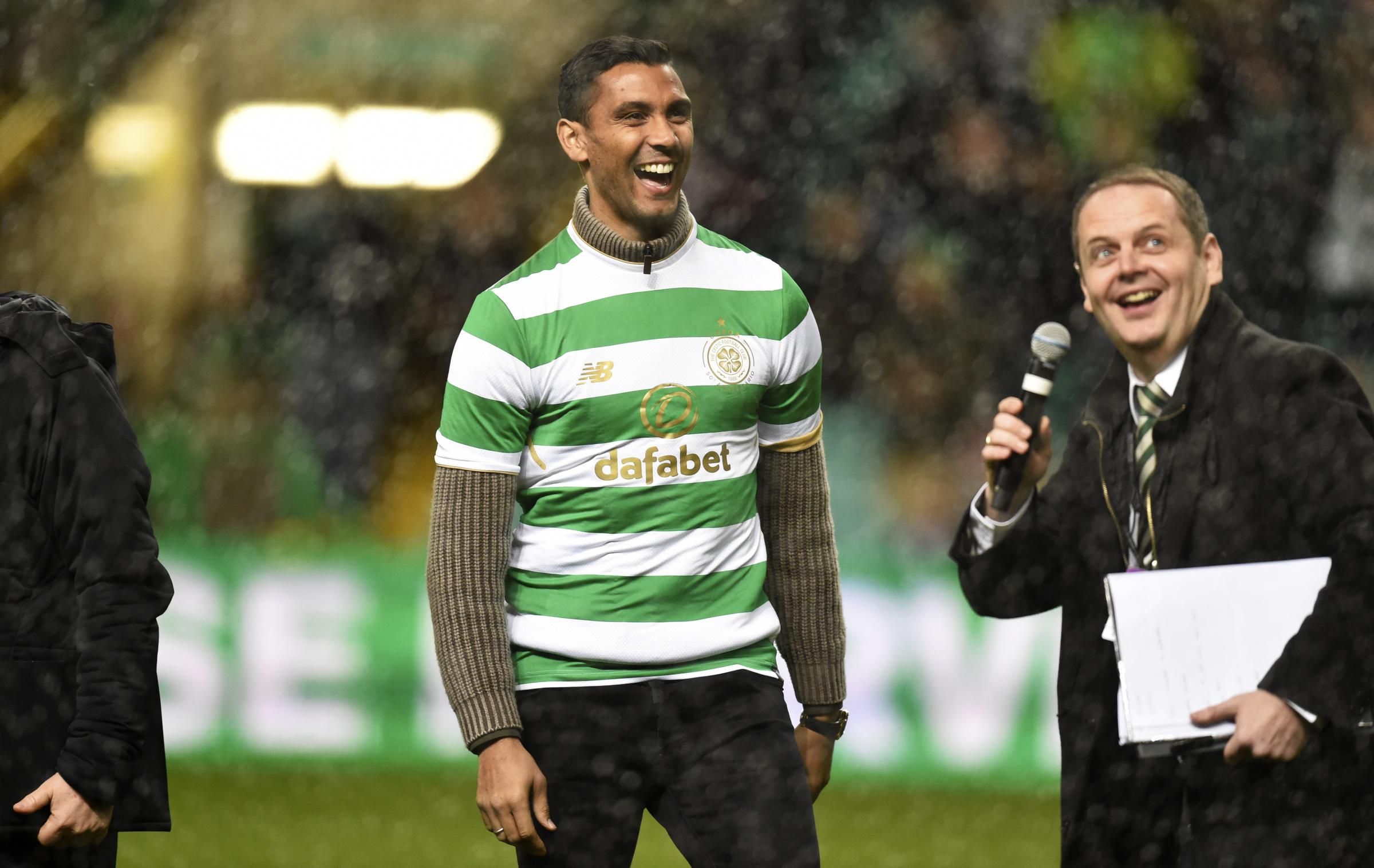 Marvin Compper has checked in at Celtic Park, but who will drop out of the defence to make way for him?