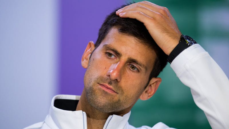 Novak Djokovic comeback on hold after Qatar Open withdrawal
