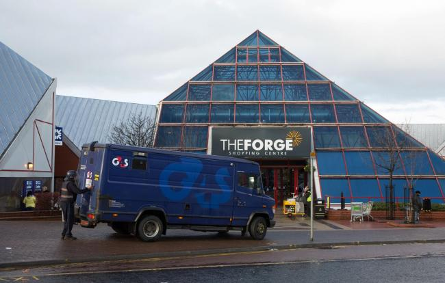 The Forge Shopping Centre. Picture: Mark Gibson.