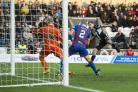 A solitary goal from Gavin Reilly sent St Mirren six points clear at the top
