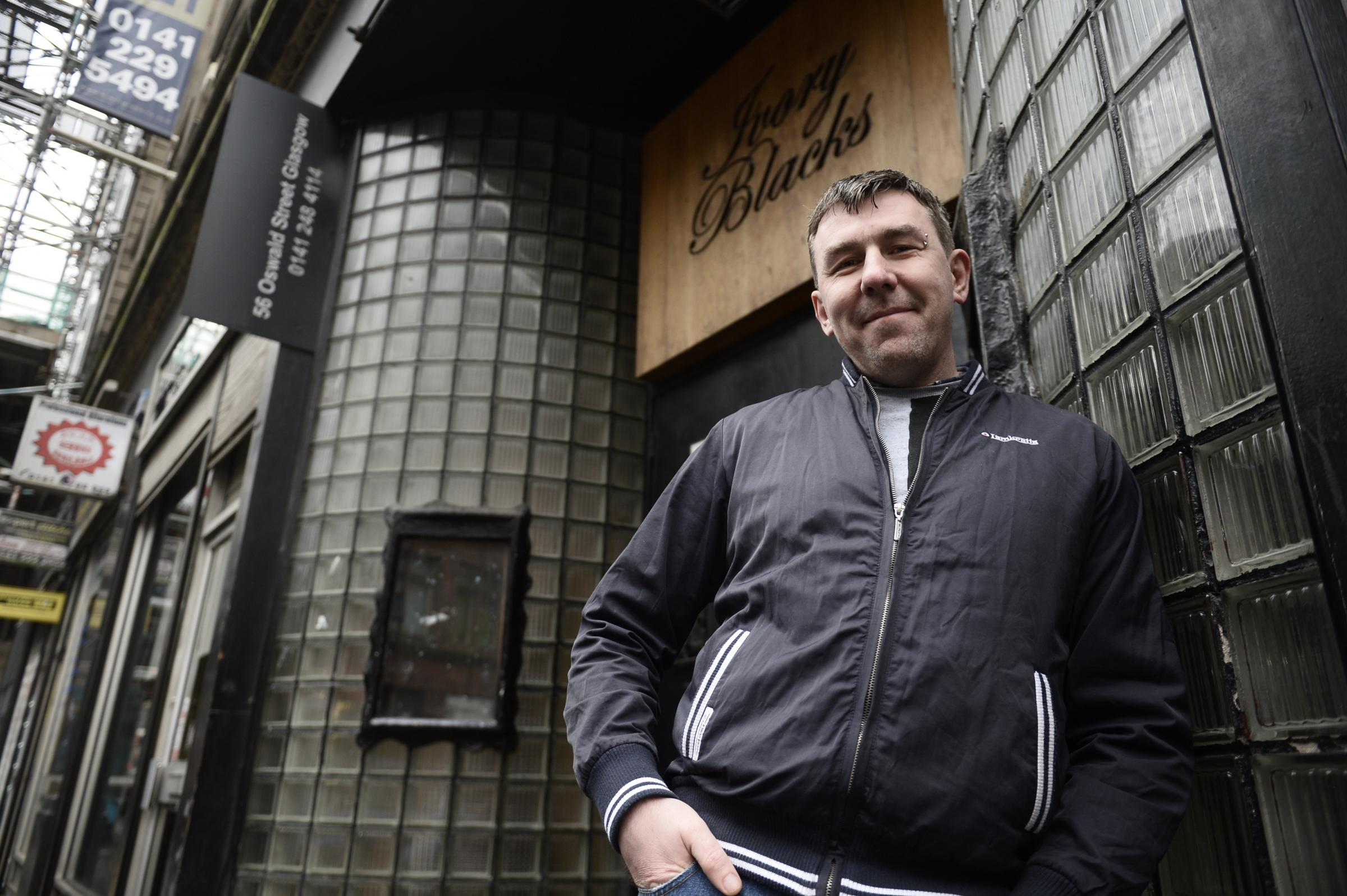 Ronnie Whittaker says city centre club refused to host his 'dry disco'