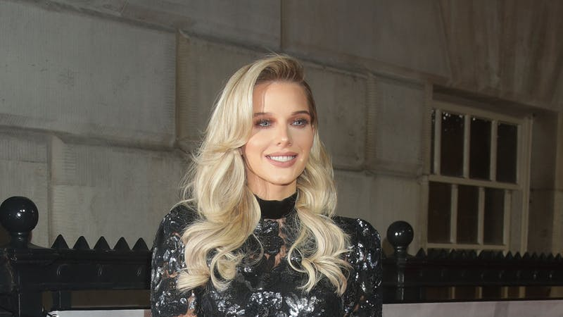 Celtic WAG Helen Flanagan reveals she wants controversial Celebrity Big Brother star to win