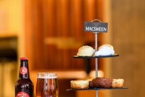 Glasgow restaurant launches Burns themed Afternoon Tea