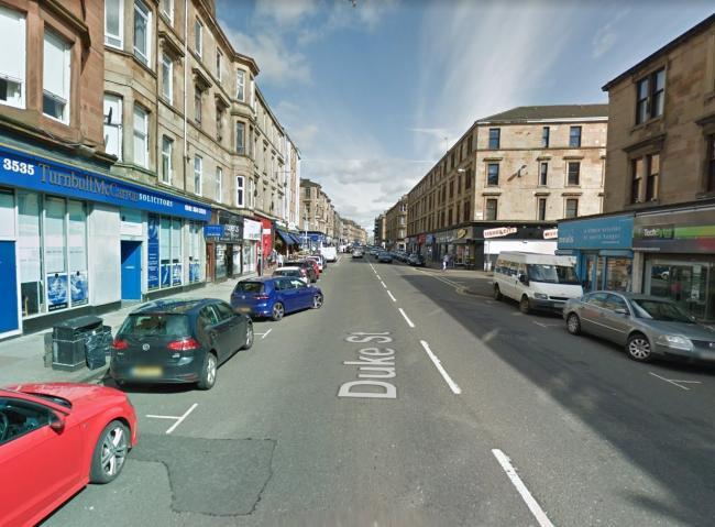 c971aea221 Glasgow s Duke Street welcomes new coffee shop