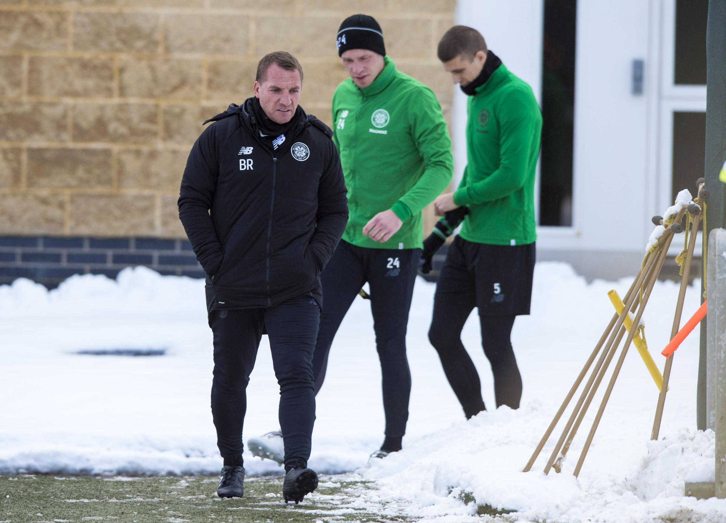 Celtic manager Brendan Rodgers is still confident of getting players in before the end of the transfer window