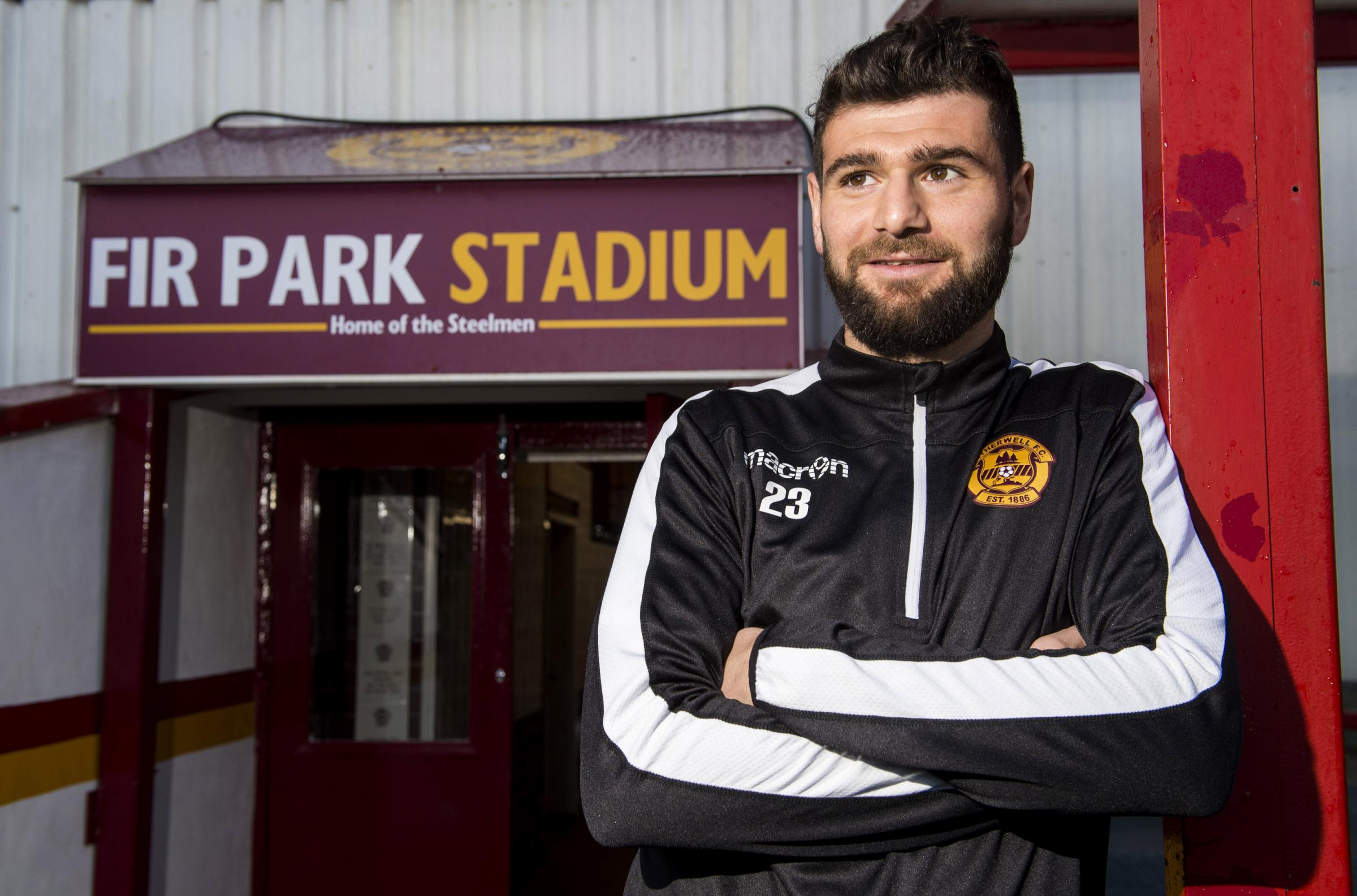 Motherwell rescued by new boy Nadir Ciftci as Thistle are foiled