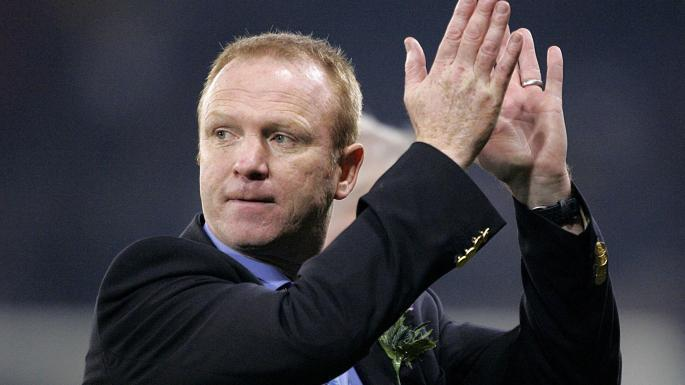 Alex McLeish wants a second shot at taking charge of Scotland..
