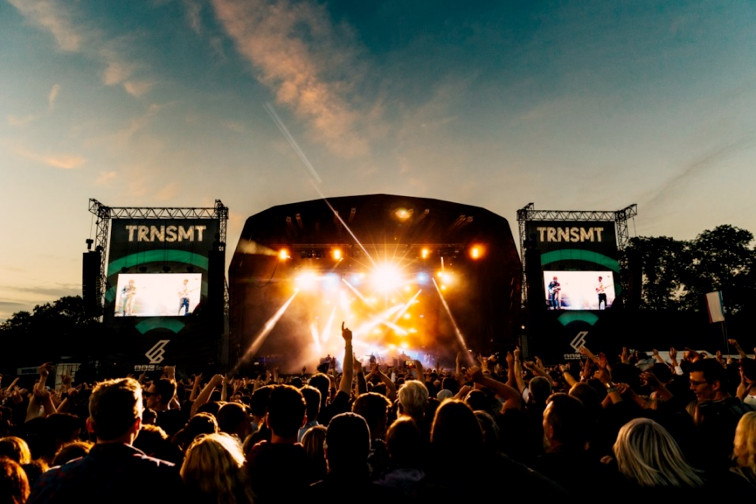 TRNSMT festival line-up to be announced by fans online