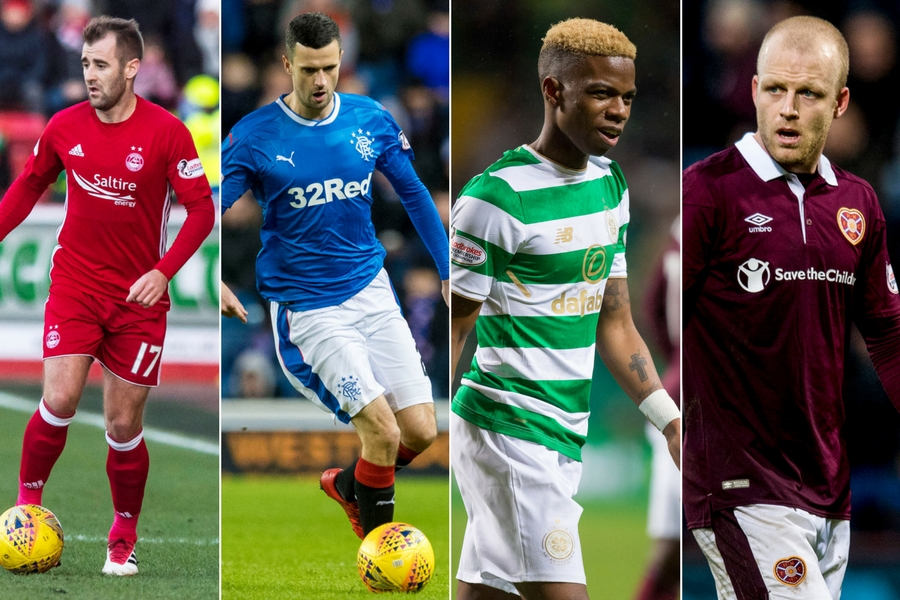 Who was the Scottish Premiership signing of the winter window?