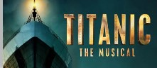 Titanic The Musical cast unveiled ahead of run at the King's Theatre