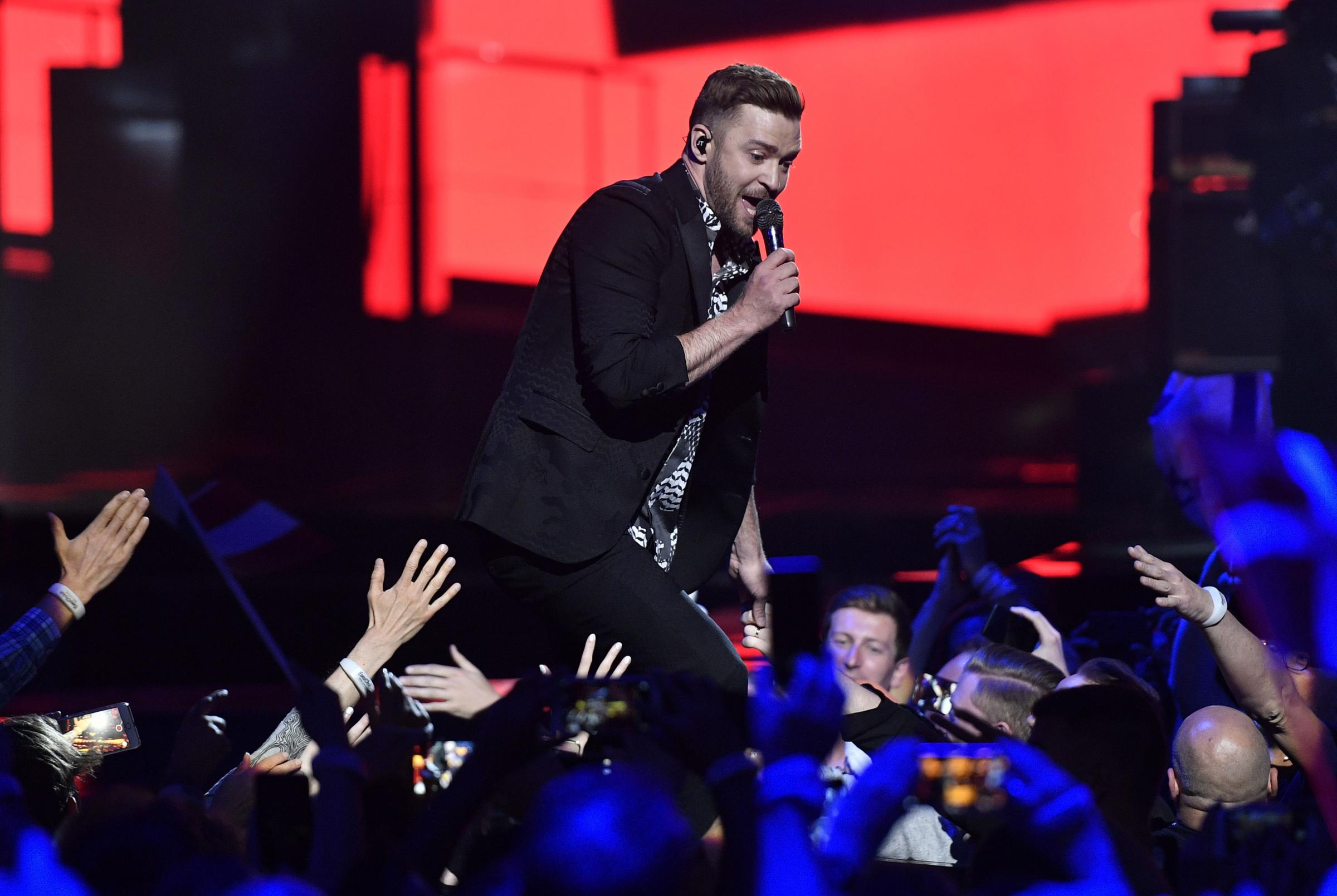 Justin Timberlake to play Glasgow's SSE Hydro after Super Bowl performance