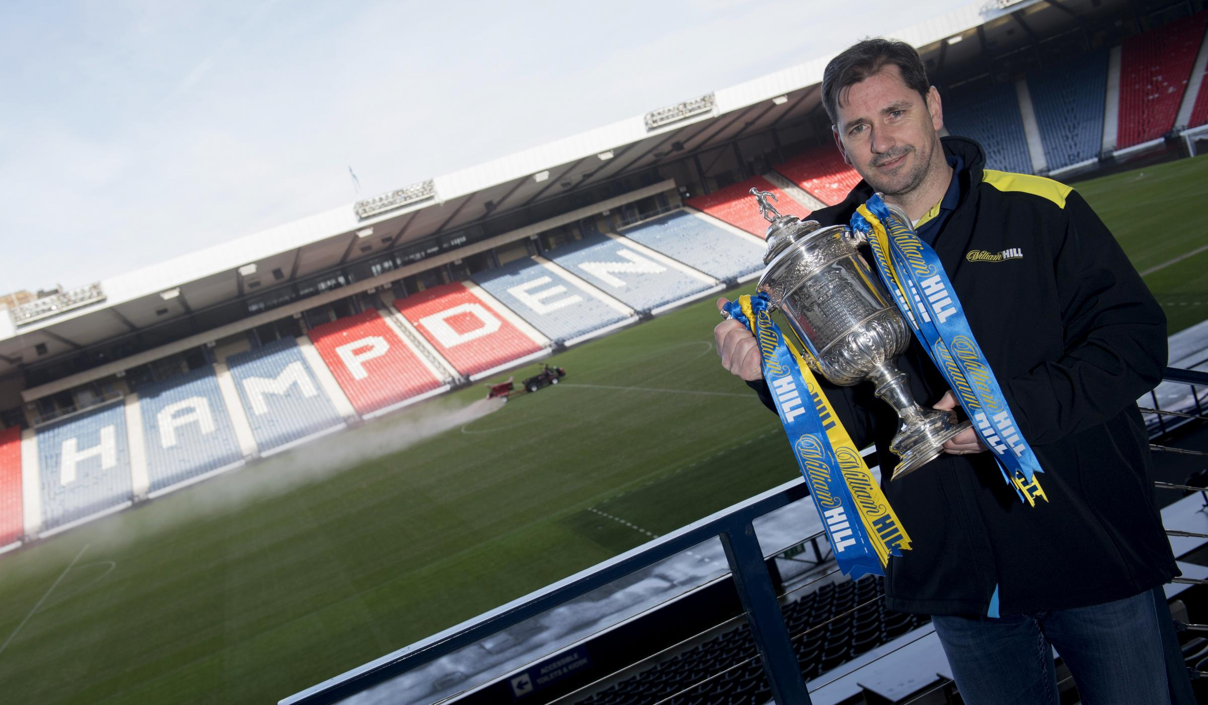 Former Celtic defender and Partick Thistle manager Jackie McNamara previews the upcoming William Hill Scottish Cup tie between the two sides.