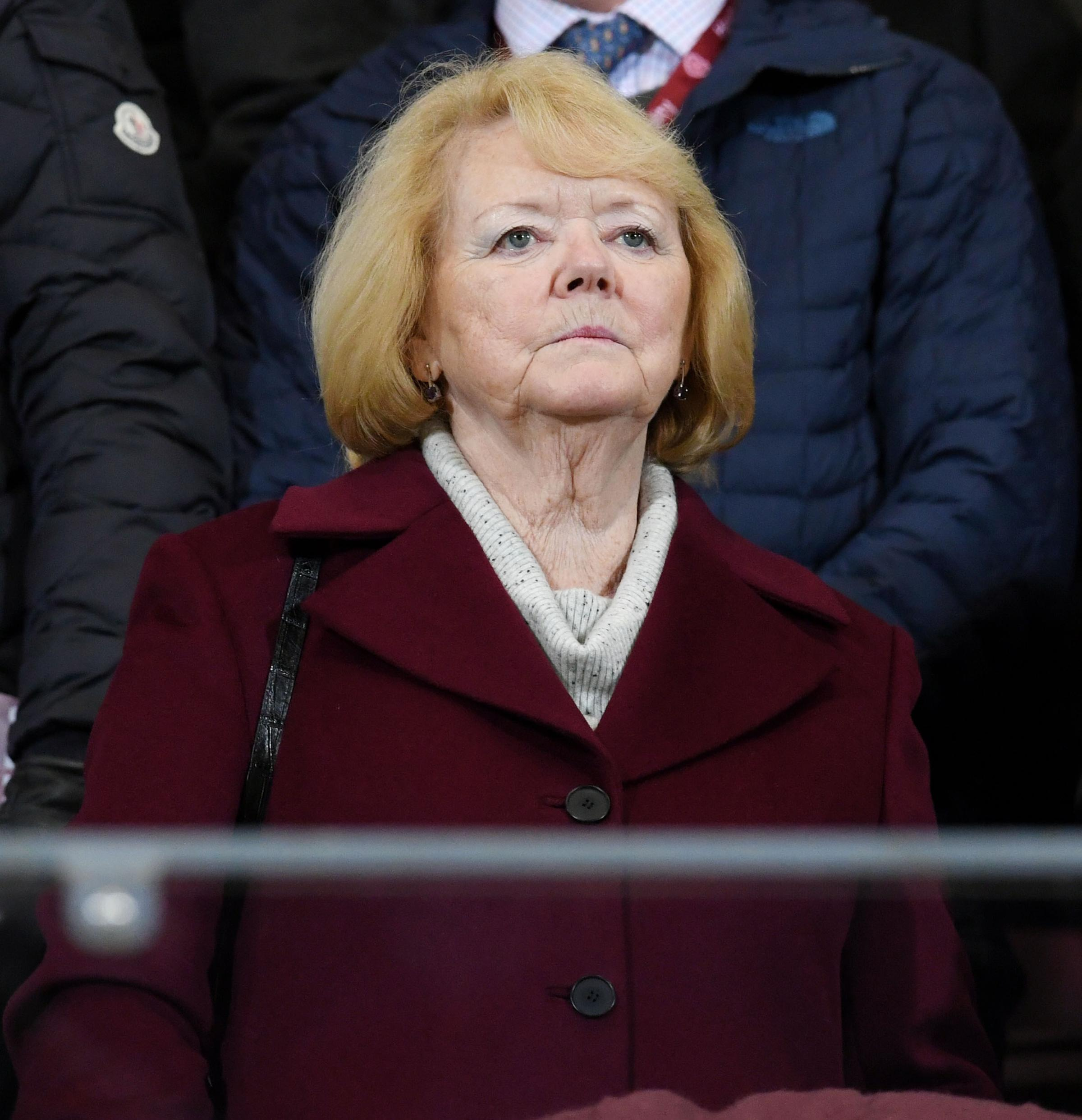 Hearts owner Ann Budge has not stop spending money on her club