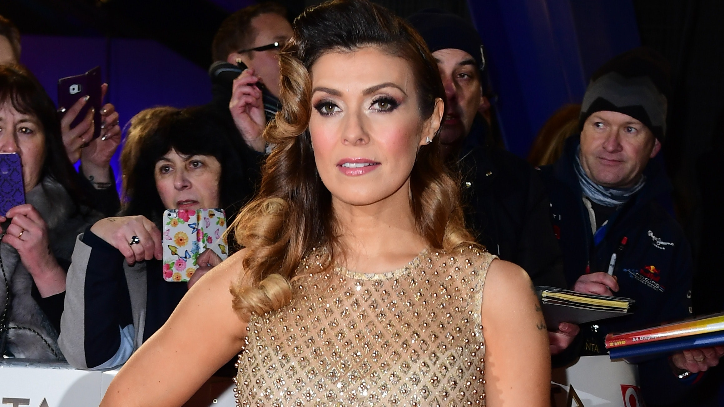 'I'm so proud to have been your mummy': Corrie star Kym Marsh's moving message to late son on birthday