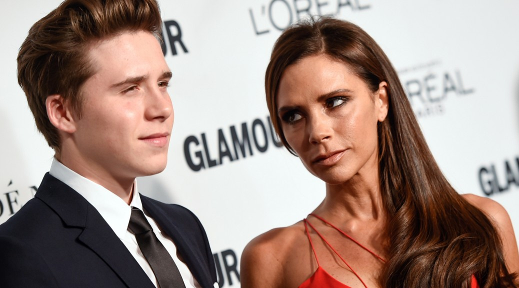 Brooklyn Beckham honours mum Victoria with new tattoo