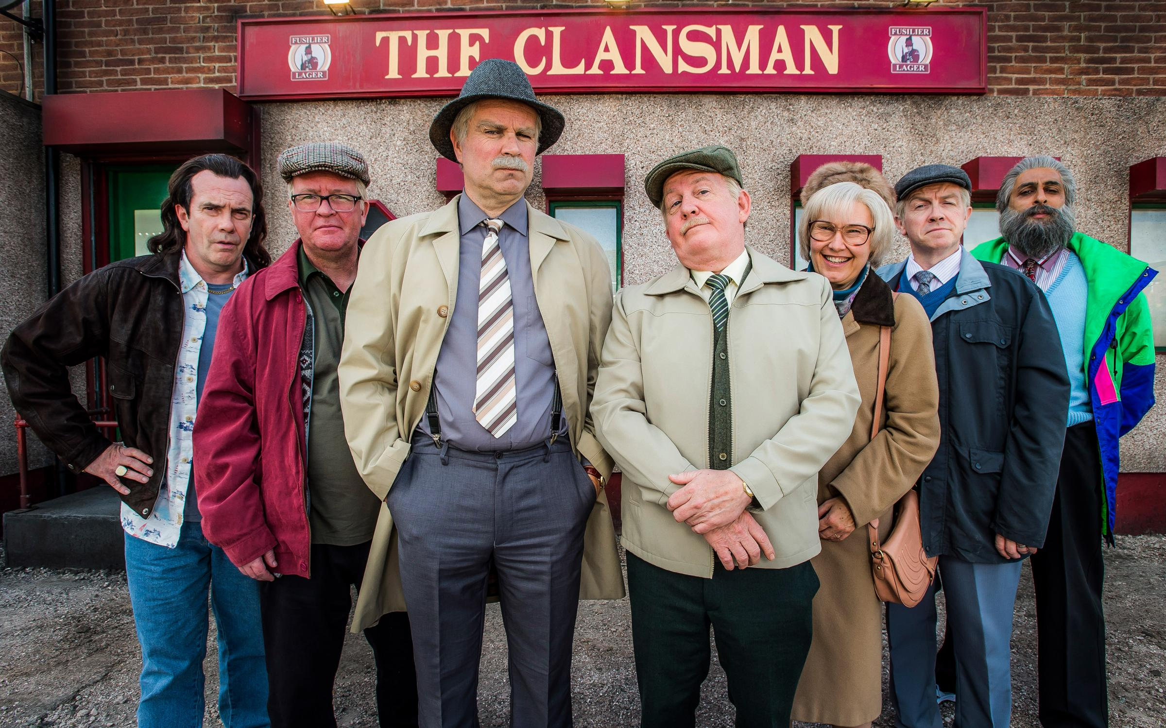 Still Game actor pays tribute to show as he puts costume on for the last time