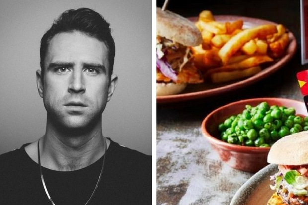 Jackmaster offers Nando's treat
