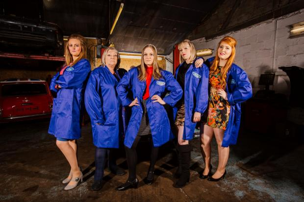 Evening Times: Made in Dagenham