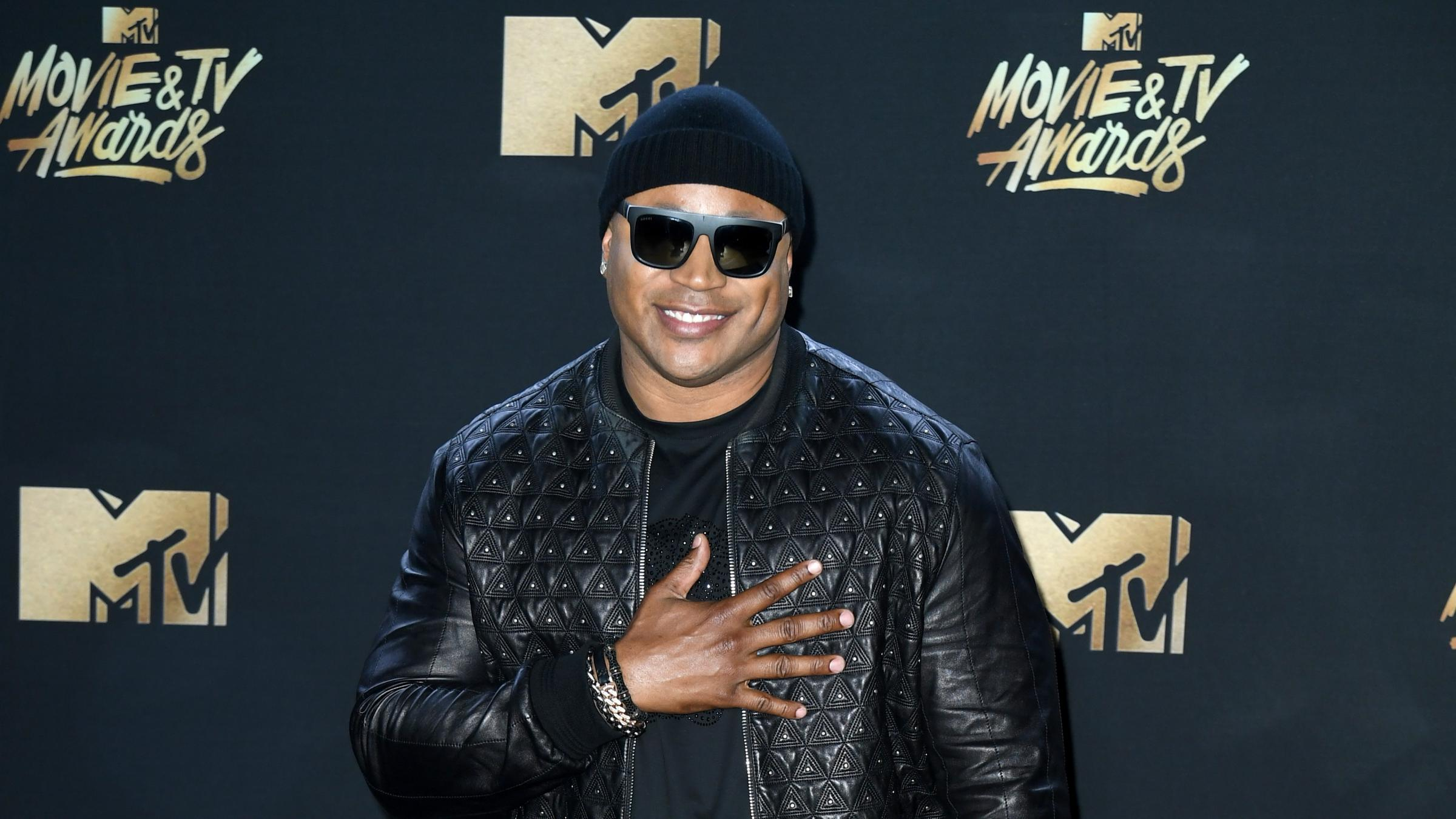 LL Cool J, pictured, has led tributes to the former rapper