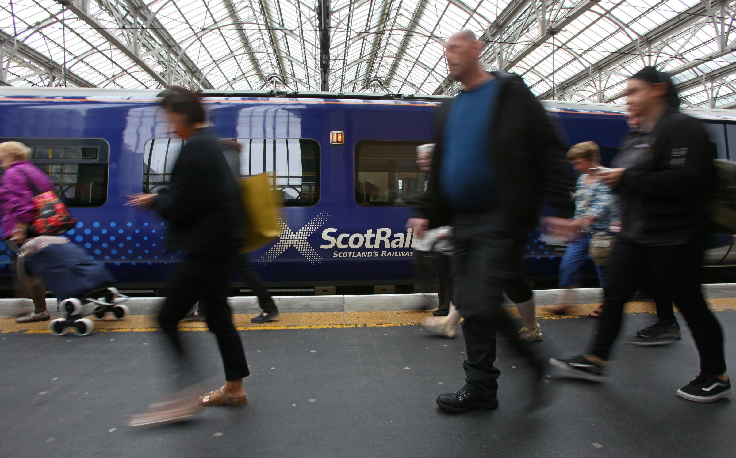 Fresh strike action at ScotRail in CCTV-monitoring staff dispute