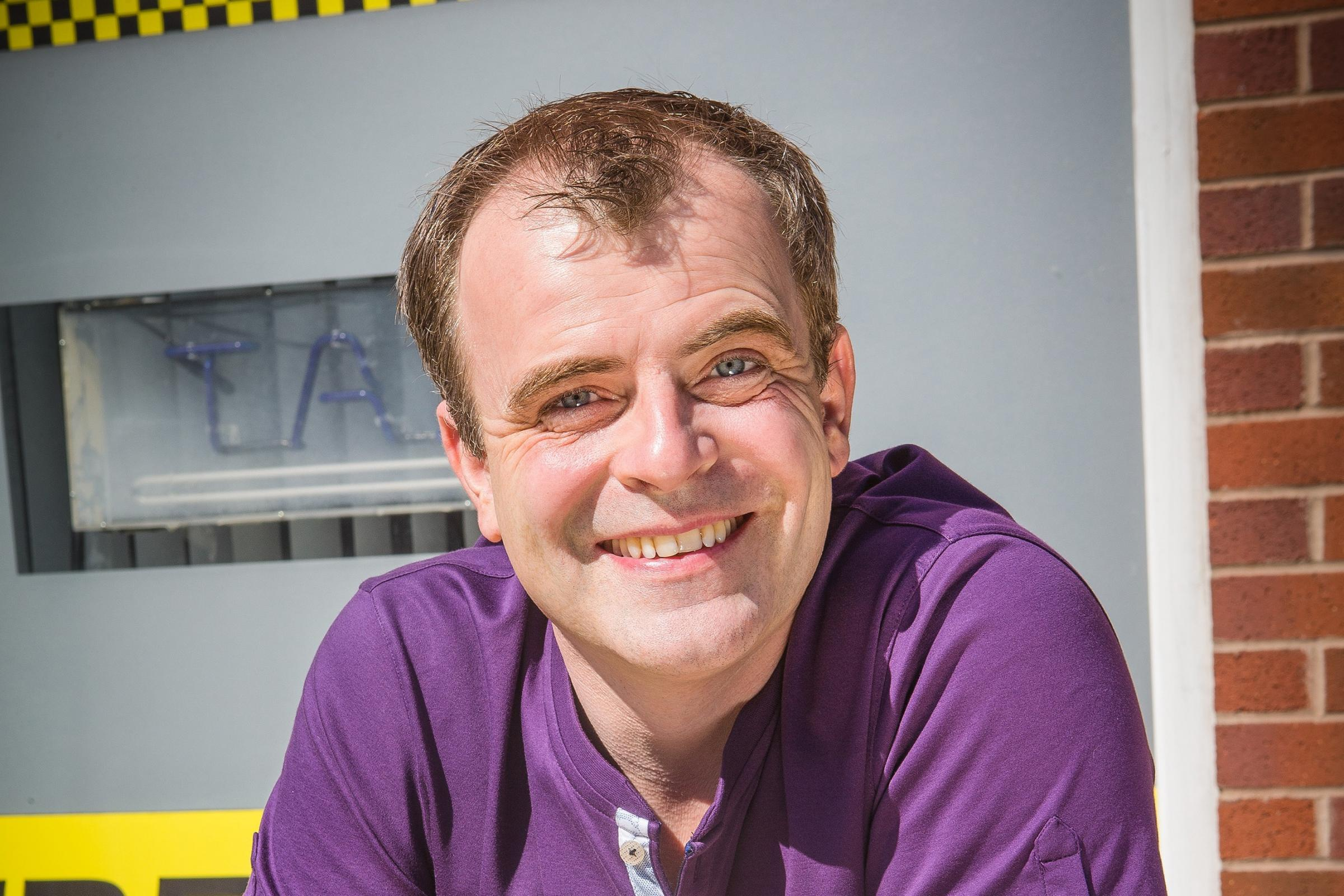 Coronation Street's Steve McDonald to marry for the 7th time (ITV)
