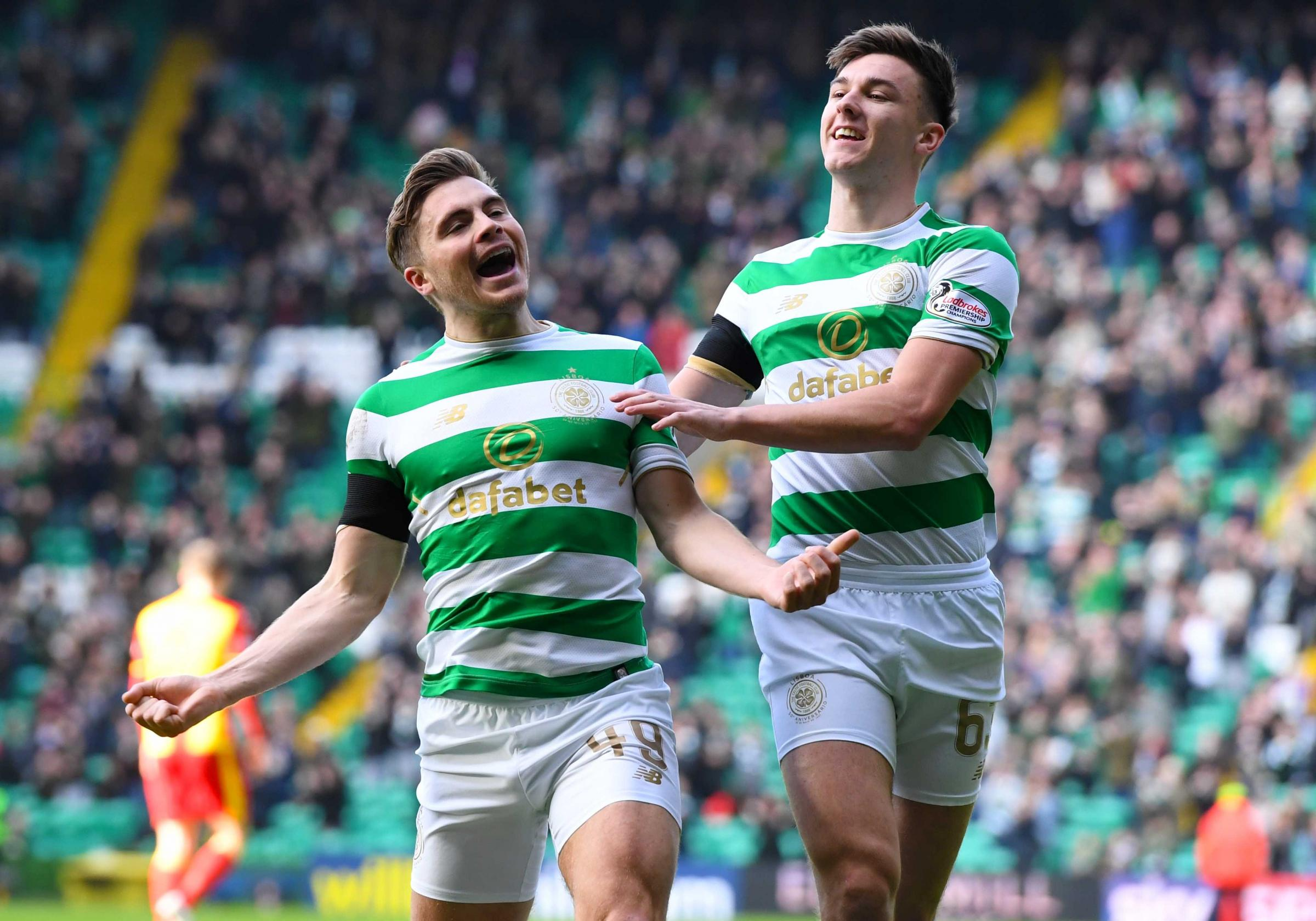 James Forrest has urged Celtic to take nothing for granted ahead of Sunday's game against Rangers