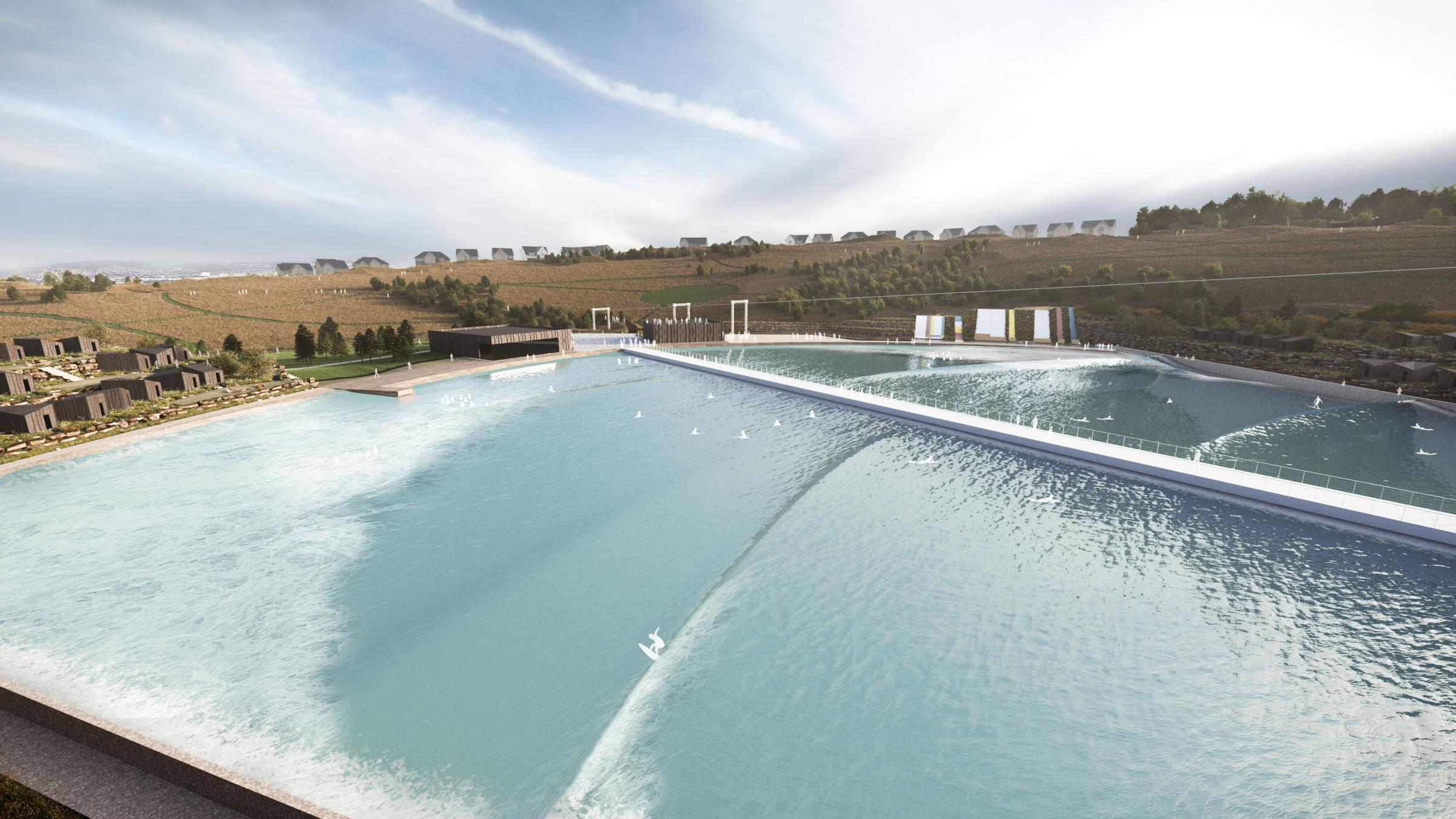 Surf's up! Plans for Scotland's first artificial surf park approved