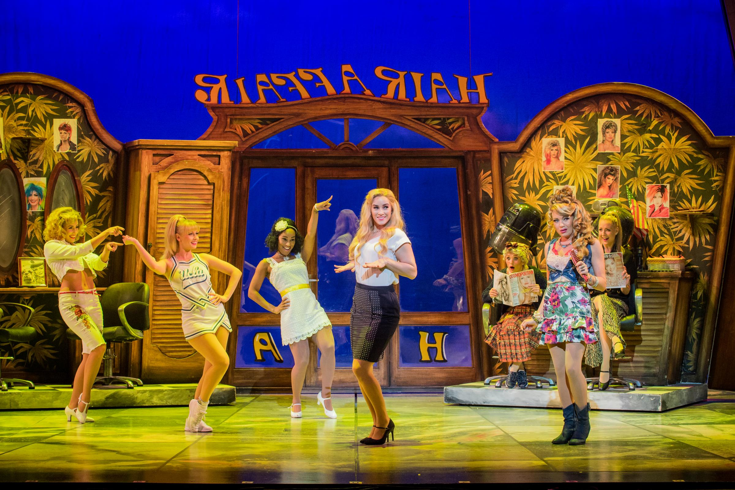 Get your 'Bend and Snap' on at the King's Theatre with Legally Blonde The Musical
