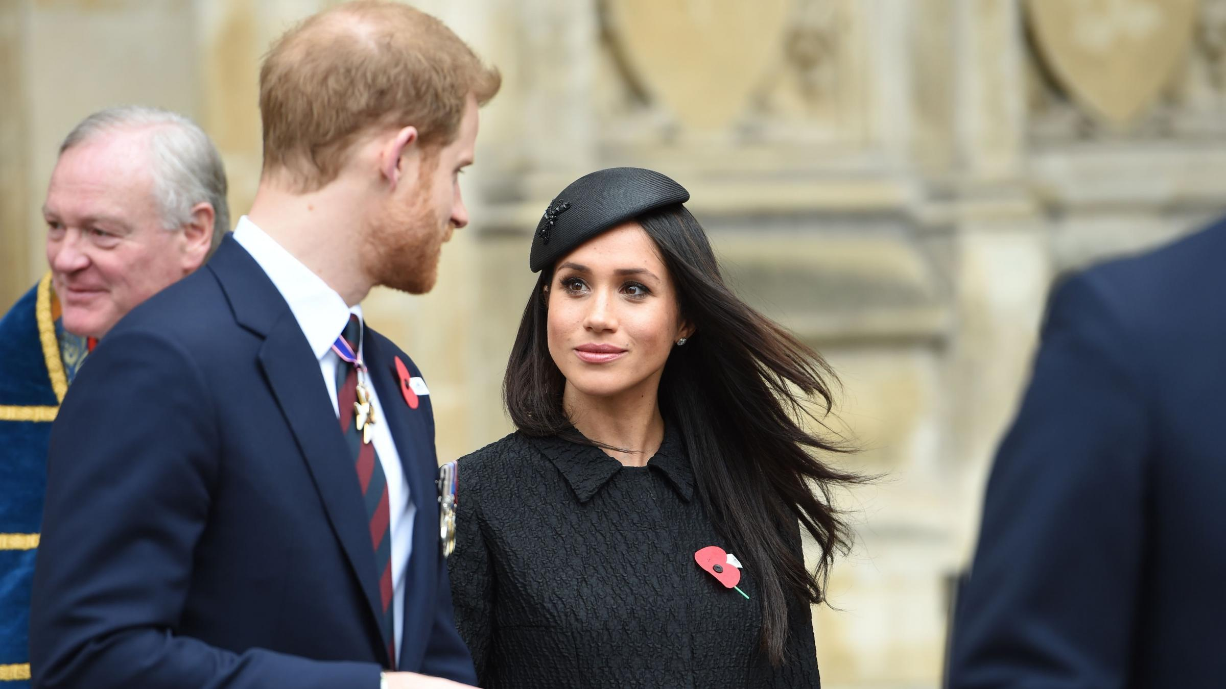 Meghan's attention turns to wedding after Anzac Day engagement with Harry