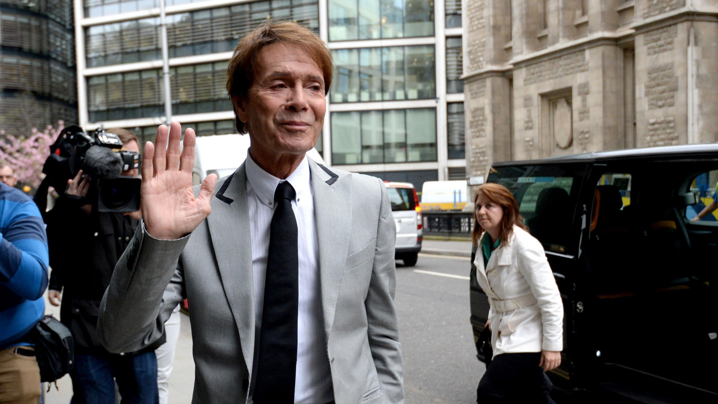 BBC footage of Sir Cliff Richard raid was intrusive, says ex-police chief