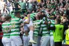 Celtic will be crowned champions with a win