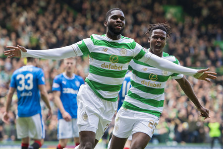 Odsonne Edouard is expected to seal a permanent deal to Celtic before the end of the week