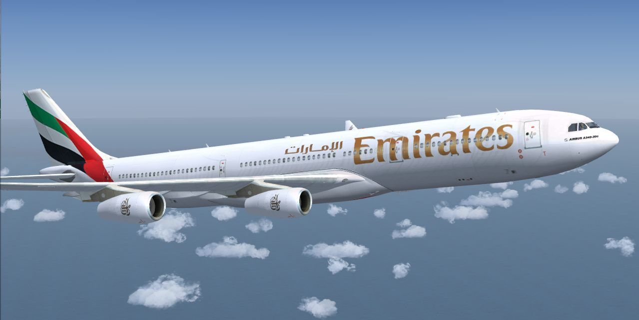 Emirates airline is holding a cabin crew recruitment day in Glasgow THIS WEEKEND