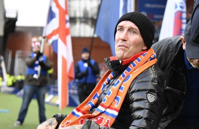 Rangers legend Fernando Ricksen has died