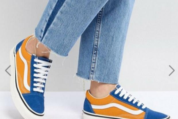 2d3ba4ea992231 Vans Irn-Bru shoes are out of stock