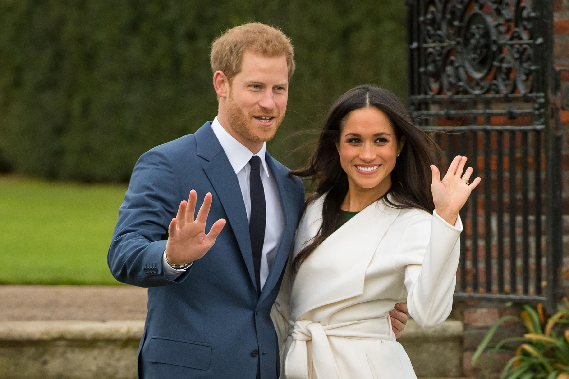 Revealed: Number of Scots NOT interested in royal wedding