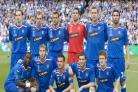 The Rangers UEFA Cup final team of 2008