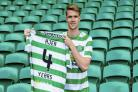 Celtic's Kristoffer Ajer has signed a new deal which will see him remain at the club until 2022