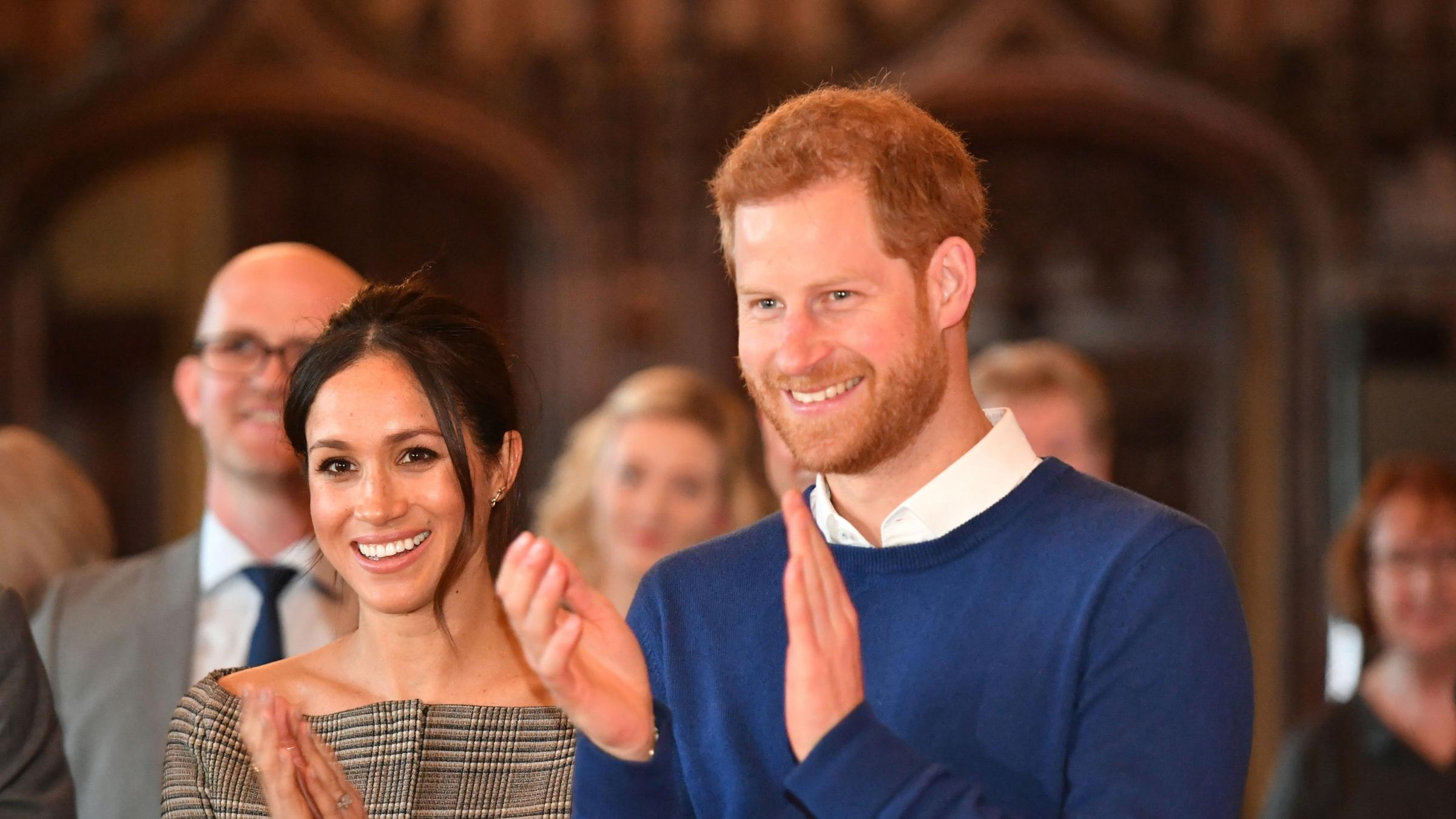 Royal Wedding Time.What Time Does The Royal Wedding Start And End And Will Meghan