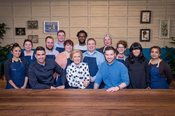 Britains Best Home Cook Glasgows Josie Bows Out With Grace And