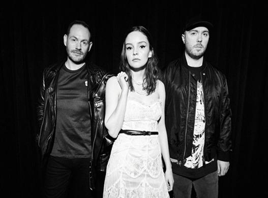 Chvrches head back to Glasgow for album signing