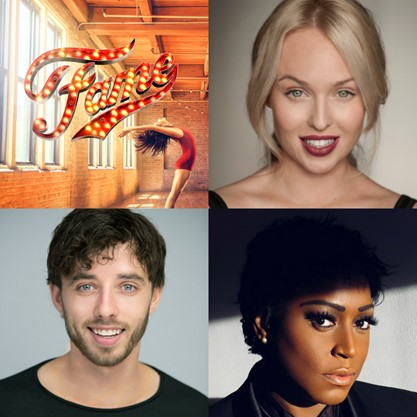 Fame the musical to star Keith Jack, Mica Paris and Jorgie Porter during Glasgow run